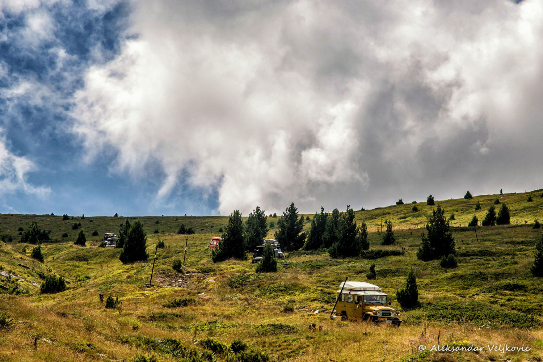 Balkan Wild Track