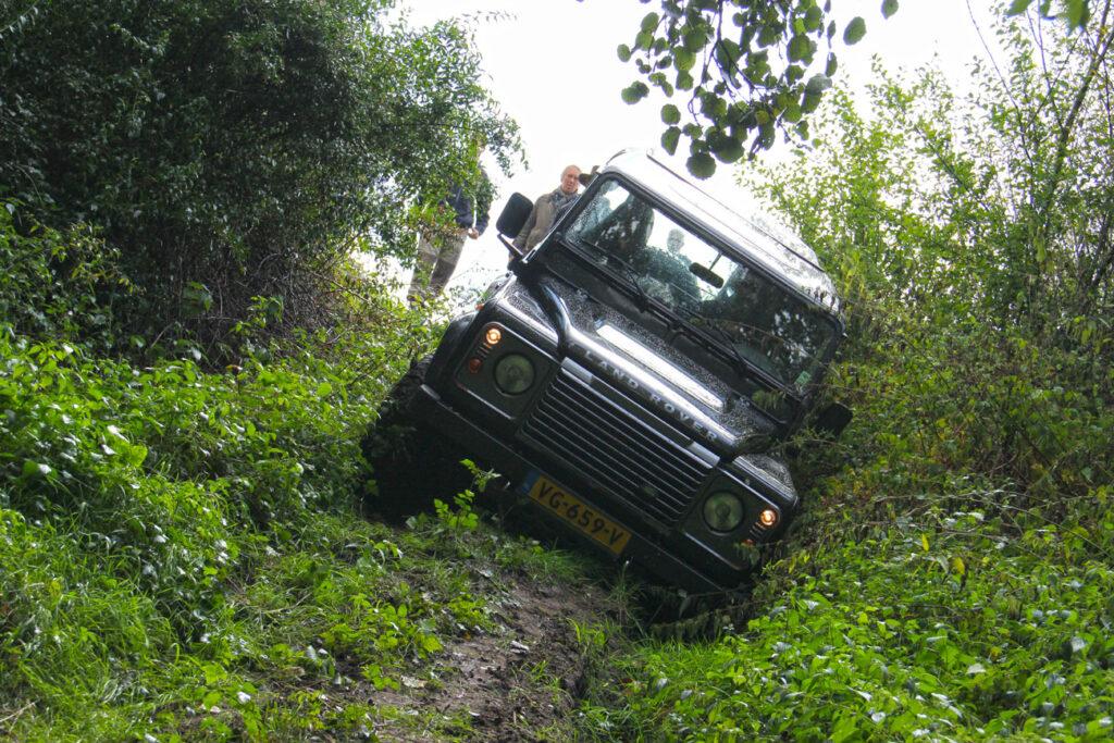 4WD Travel Basiscursus